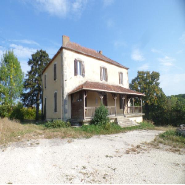 Offres de vente Maison Castelnaud-de-Gratecambe 47290