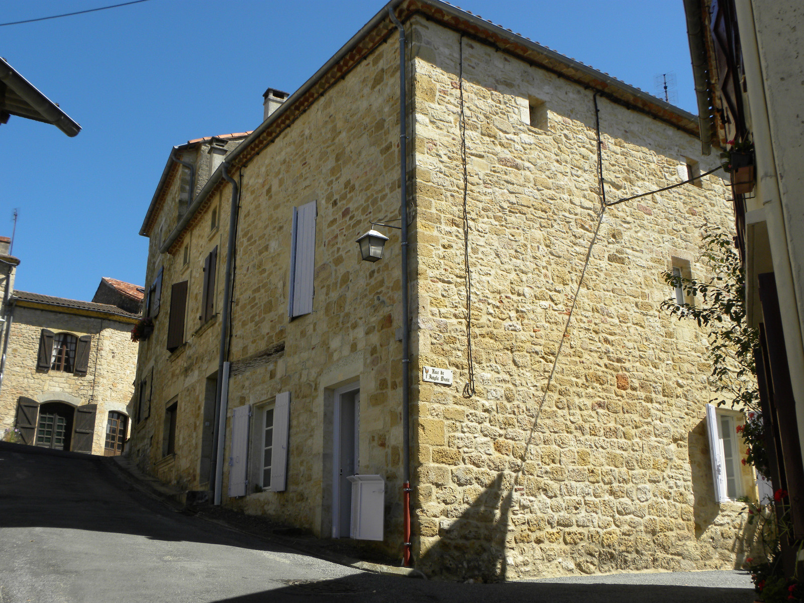 Vente maison/villa 3 pièces monsempron libos 47500