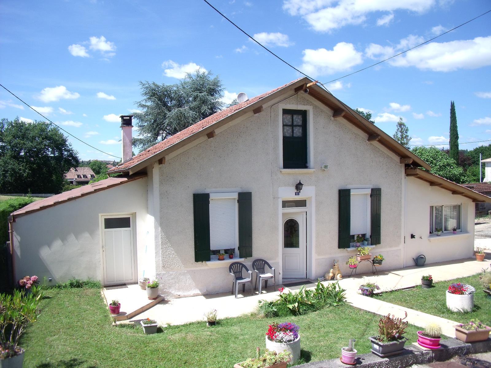Vente maison/villa 5 pièces st vite 47500