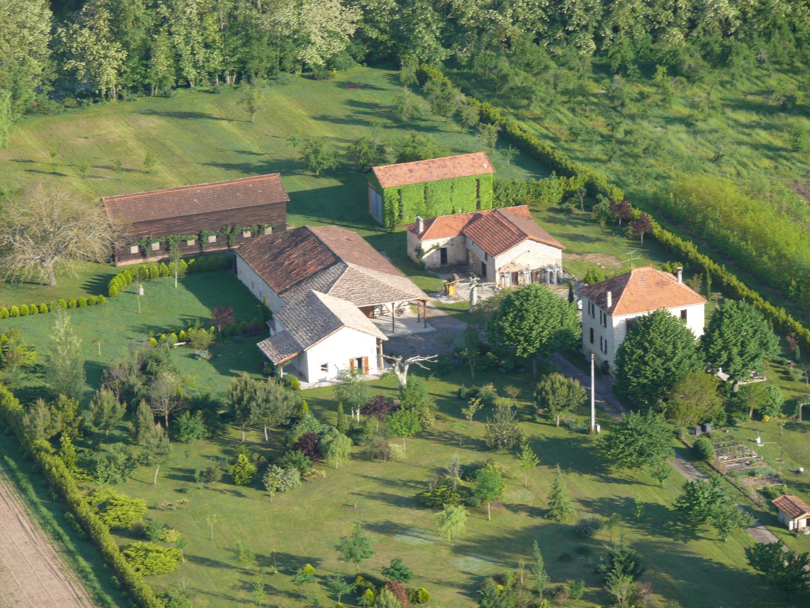 Vente maison/villa 9 pièces st georges 47370