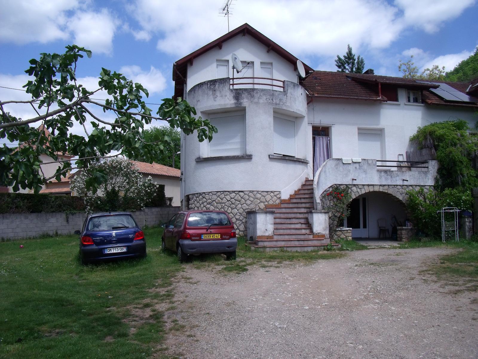 Vente maison/villa 5 pièces fumel 47500