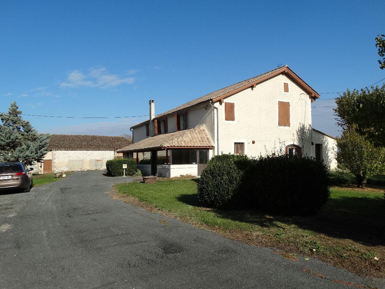 Vente maison/villa 8 pièces villereal 47210