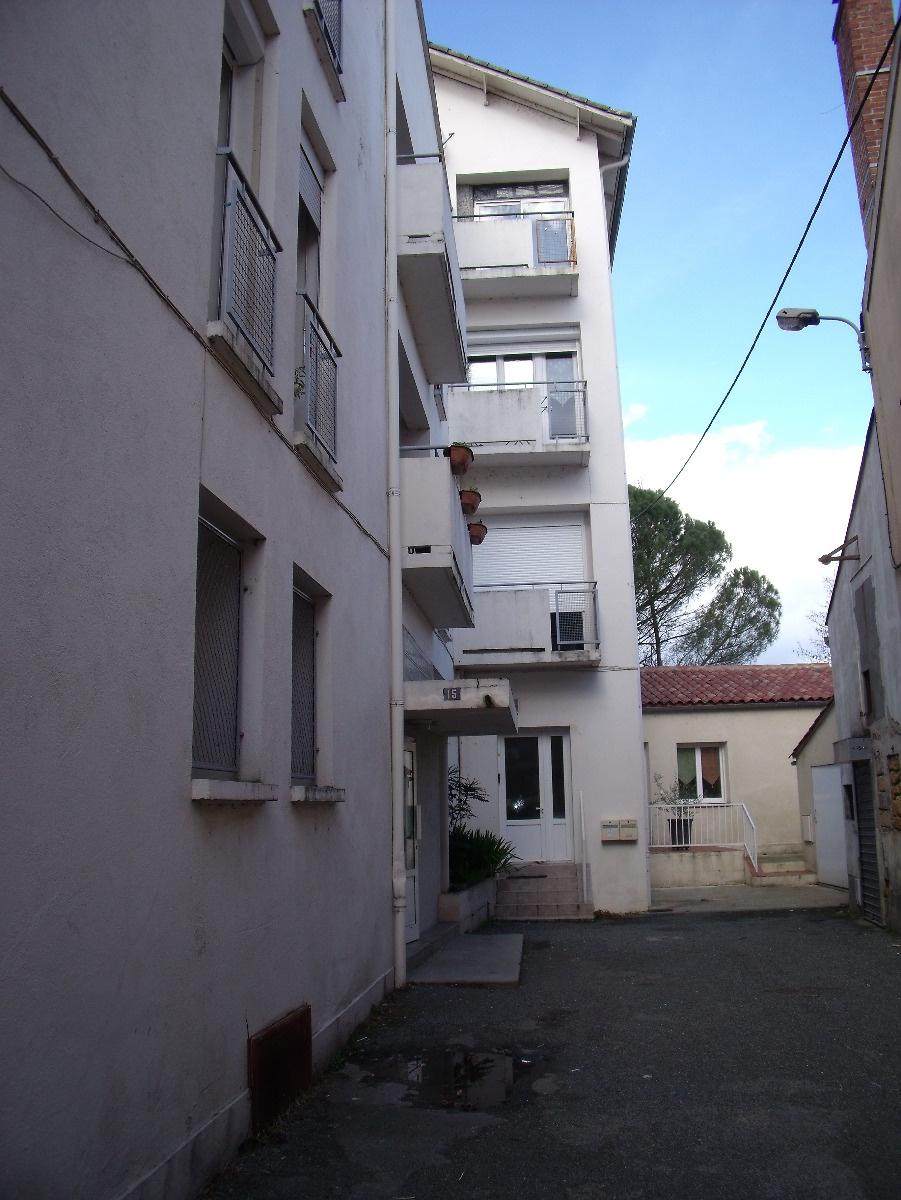 Vente appartement 3 pièces monsempron libos 47500