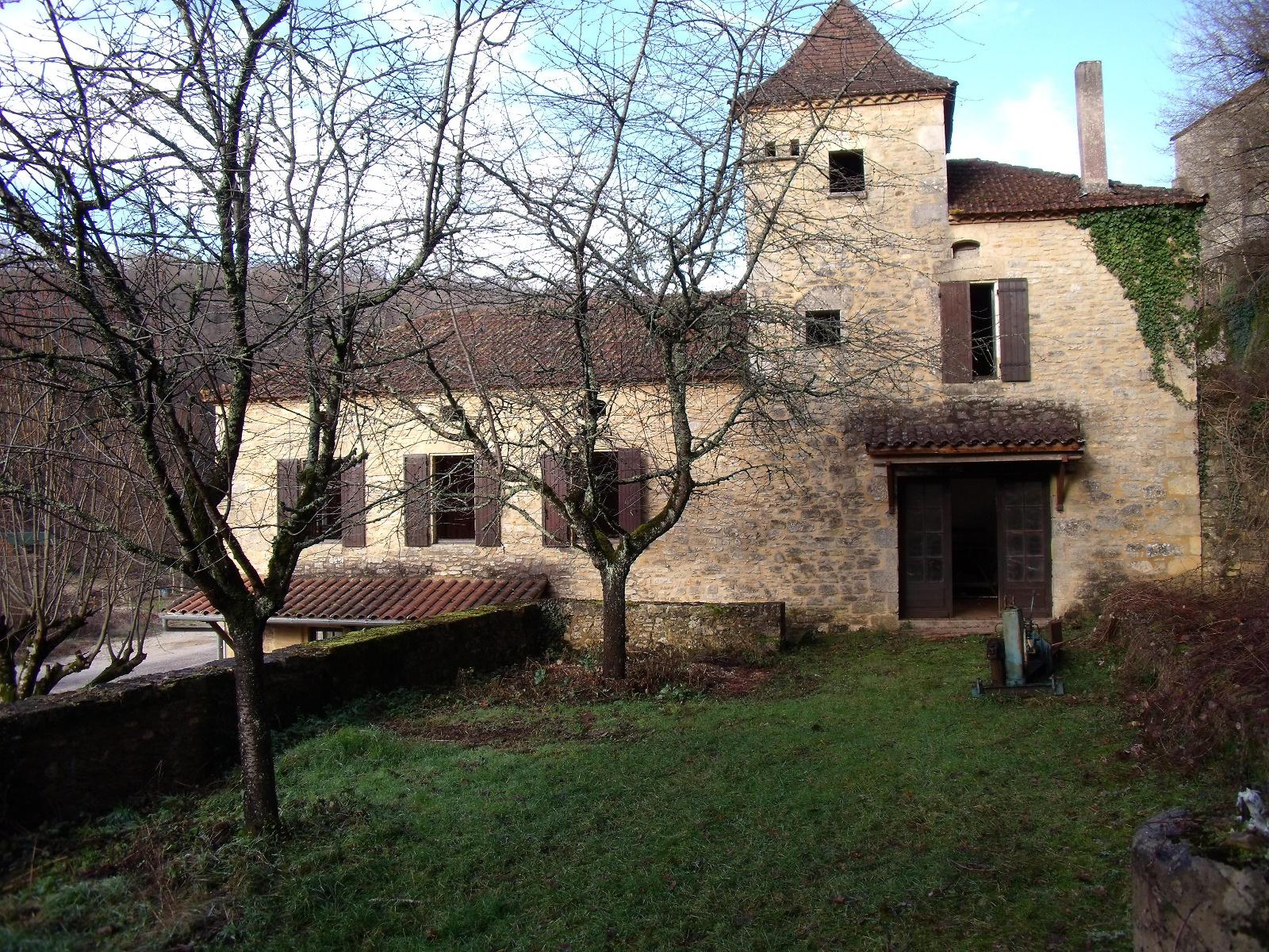 Vente maison/villa 7 pièces blanquefort sur briolance 47500