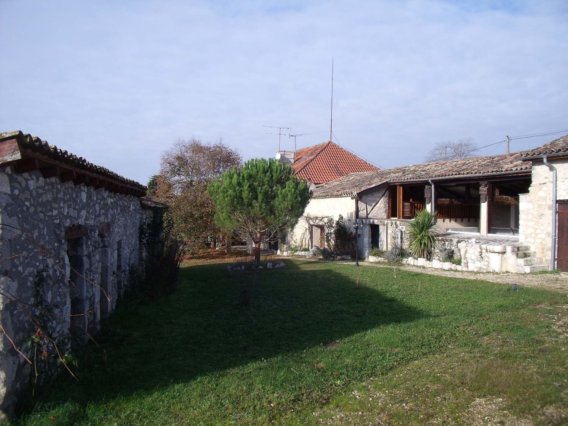 Vente maison/villa 7 pièces lacaussade 47150