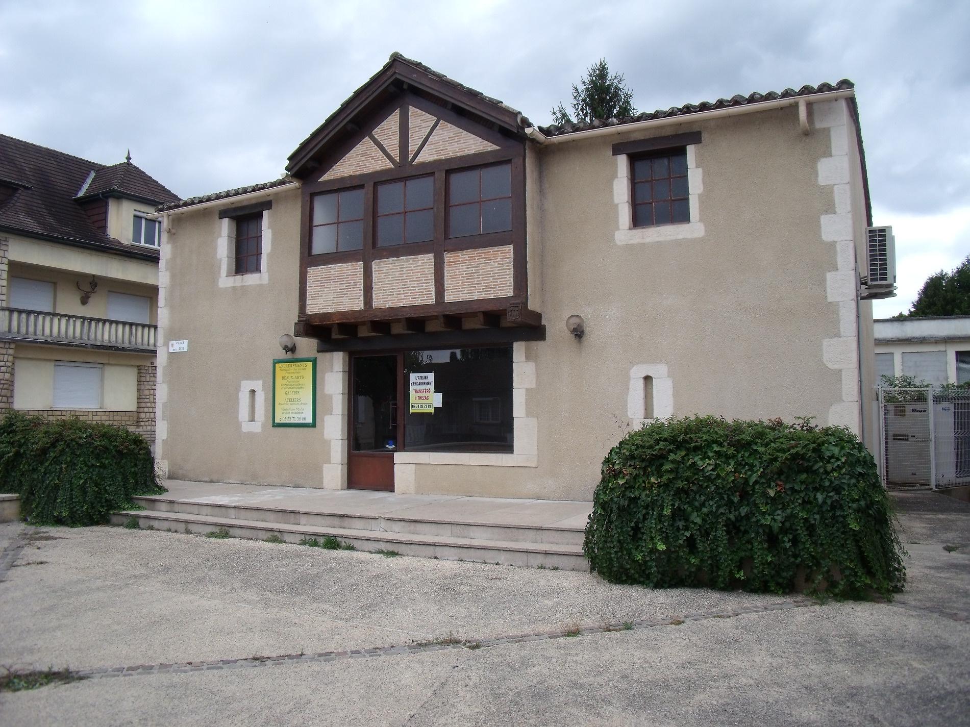 Vente immeuble 5 pièces monsempron libos 47500