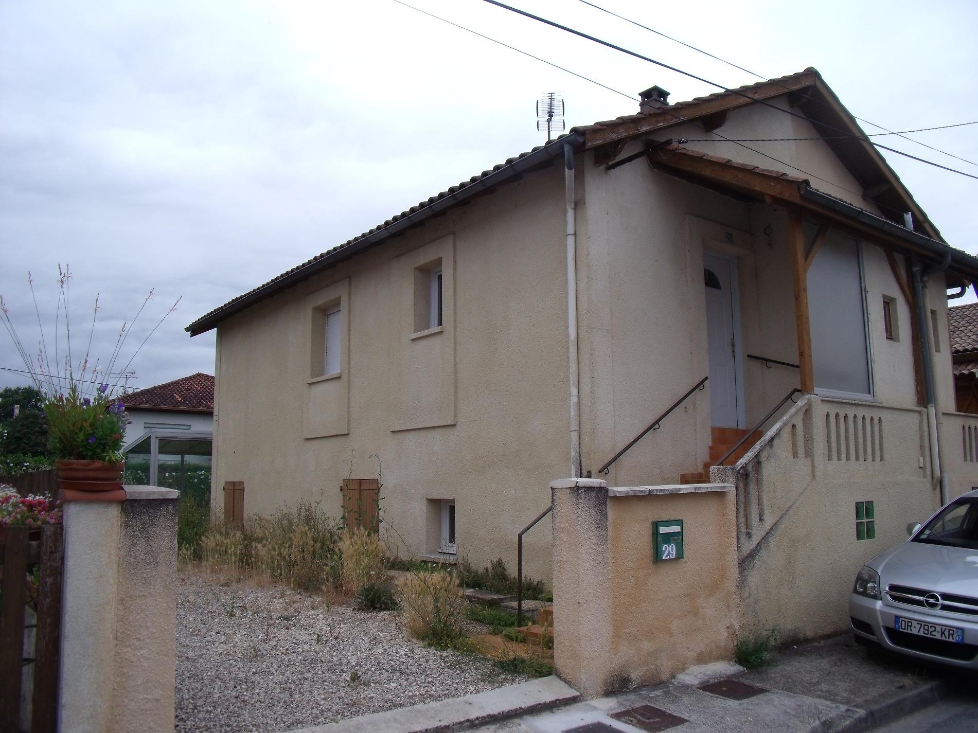 Location Maison F3 A Louer