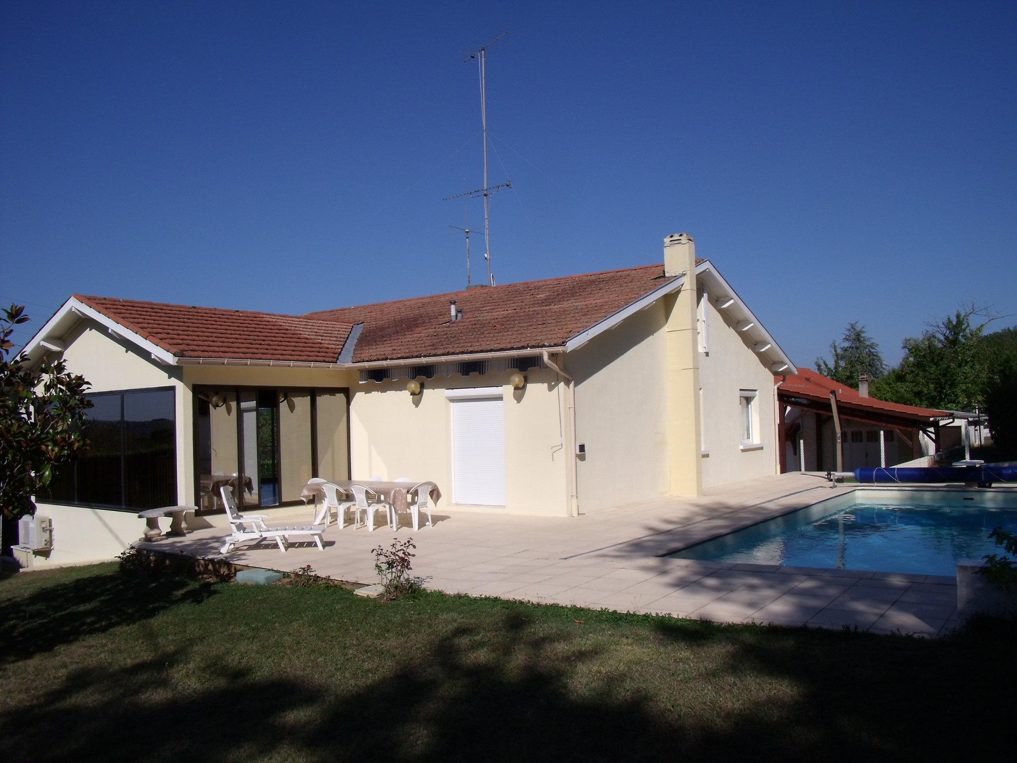 Vente maison/villa 7 pièces montayral 47500