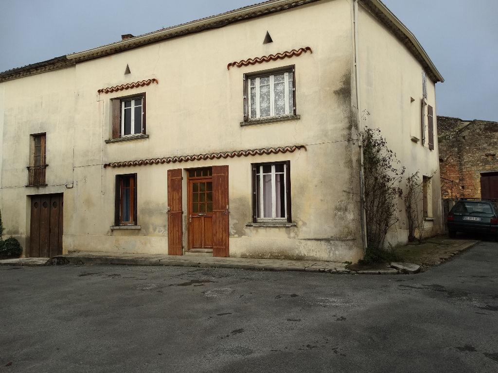 Vente maison/villa 5 pièces lacapelle biron 47150